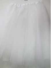 Large White Tutu