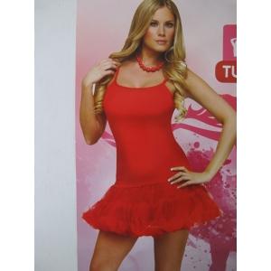 Red Tutu Dress - Tutus