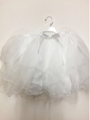 White Tutu - Costume Accessories