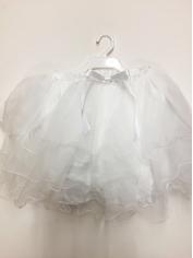 White Tutu - Costume Accessories