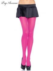Nylon Tights Fuchsia - Leg Avenue Pantyhose and Tights