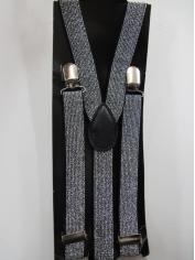 Silver Shining Suspender
