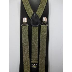Gold Shining Suspender