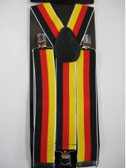 German Oktoberfest Suspenders