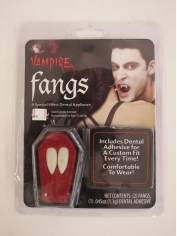 Deluxe Vampire Teeth - Halloween Make Up