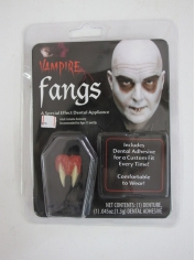 Vampire Fangs C - Halloween Make Up