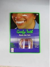 Goofy Teeth - Halloween Makeup