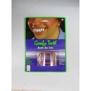 Goofy Teeth - Halloween Makeup