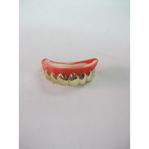 Gold Teeth Grills - Halloween Makeup