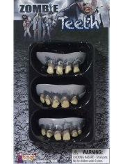Zombies Teeth - Halloween Make Up