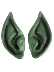 Green Ears - Halloween Makeup