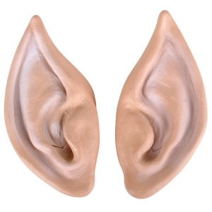 Pointed Ears - Make Up