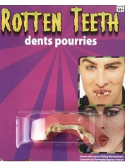 Rotten Teeth - Halloween Makeup