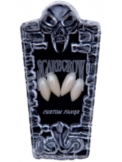Scarecrow Inc Shredders Double Fangs - Vampire Fangs