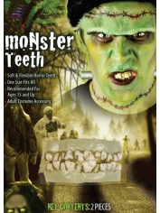 Monster Teeth - Halloween Fake Teeth
