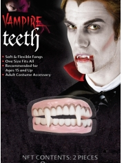 Vampire Teeth - Halloween Fake Teeth