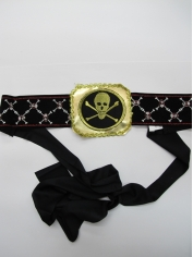 Soft Pirate Belt - Plastic Toys