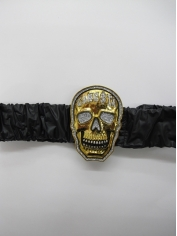 Skull Pirate Belt - Plastic Toys