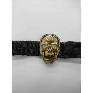 Skull Pirate Belt - Plastic Toys