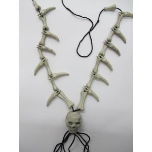 Skull Teeth Necklace - Plastic Toys