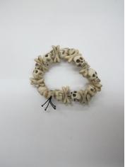Skull Bracelets - Plastic Toys