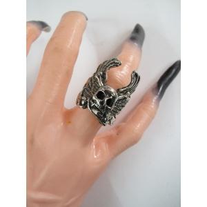 Pirate Rings Skull - Plastic Toys