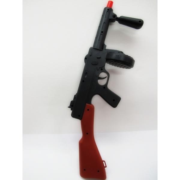 Tommy Gun Plastic Toy Machine GANGSTER