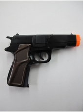 Police Toy Gun - Plastic Toy