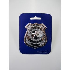 Police Badge - Plastic Toys