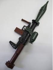 Missile - Plastic Toys