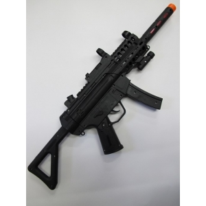 Long Police Force Gun - Plastic Toys Sale in Store Only