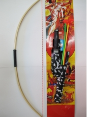 Bow and Arrow - Plastic Toys