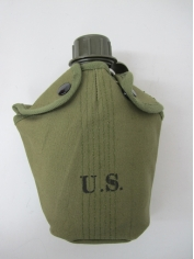Army Water Bottle - Costume Accessories
