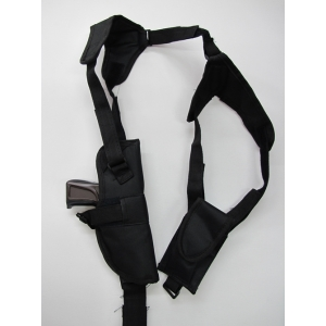 Gun Shoulder Holster - Police and Army Costume