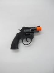 Small Black Cap Gun - Plastic Toys