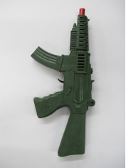 Green Army Gun - Plastic Toy