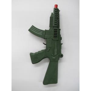 Green Army Gun - Plastic Toy