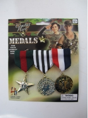Military Medal - Army Costume