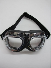 Deluxe Aviator Goggles - Army Costumes