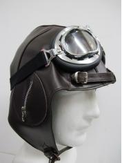 Deluxe Aviator Helmet - Army Costumes