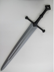 Plastic Long Knight Sword - Sale in Store Only