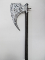Plastic Large Viking Axe - Sale in Store Only