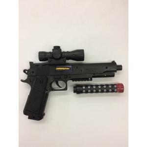 SWAT Police Force Pistol Set - Plastic Toys