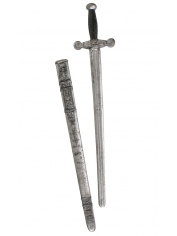 Knight Sword Silver - Oversized Toys