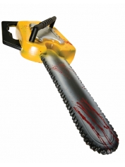 Bloody Chainsaw - Oversized Toys - Halloween Accessories