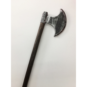 Viking Silver Axe - Oversized Toys