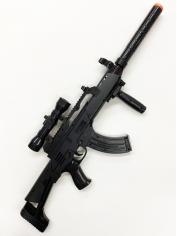 Long Combat Gun - Oversized Plastic Toys.