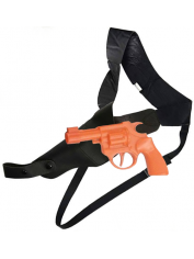 Shoulder Gun Holster - Plastic Toys