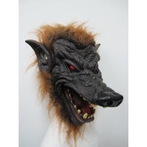 Wolf Rubber - Halloween Mask