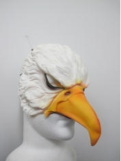 Bird Rubber - Halloween Mask